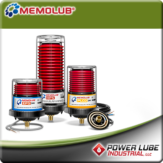 Memolub Single Point Automatic Lubricators