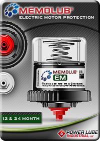 Memolub EM Automatic Motor Lubricator