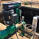 MEMOLUB keep dairy farm manure pumps operating smoothly