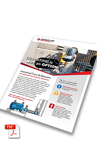 Industrial fans & blowers lubrication - Downtime is not an option