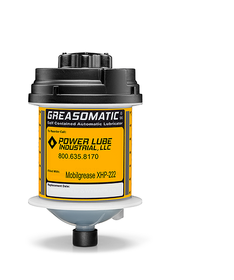 Greasomatic | Power Lube Industrial