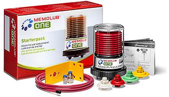Memolub One Starterpack | Power Lube Industrial