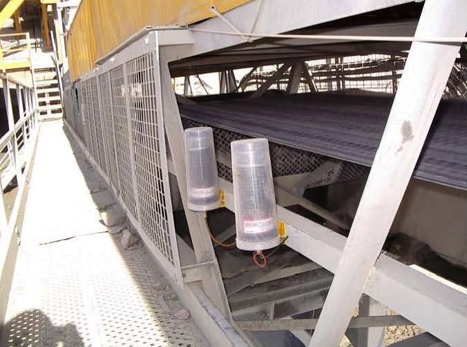 MEMOLUB HPS, remote mounting