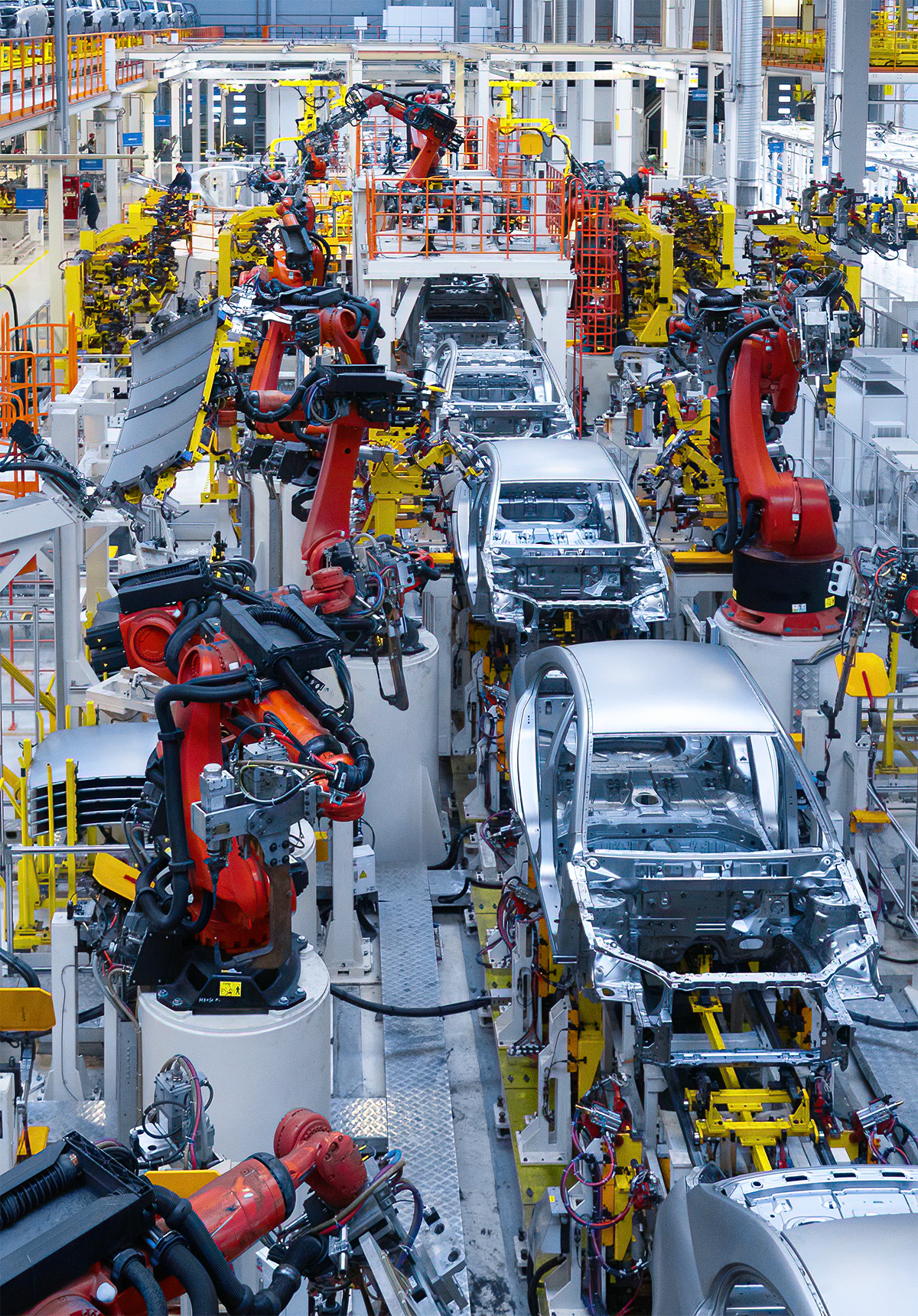 Robot downtime in high stakes automotive production environments is prohibitively expensive.