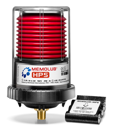 Memolub HPS - Single Point Automatic Lubricator | Power Lube Industrial