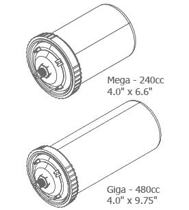 Memolub HPS Technical Drawing | Power Lube Industrial