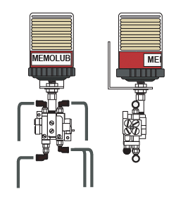 Memolub Multi-Point MPS-05 Lubricator | Power Lube Industrial