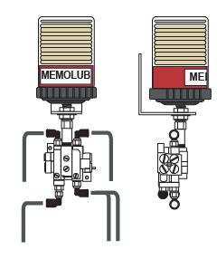 Memolub Multi-Point MPS-05 Lubricator | Power Lube Industrial