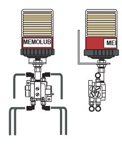 Memolub Multi-Point MPS-06 Lubricator | Power Lube Industrial