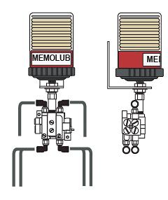 Memolub Multi-Point MPS-06 Lubricator | Power Lube Industrial