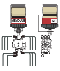Memolub Multi-Point MPS-11 Lubricator | Power Lube Industrial