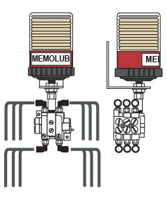 Memolub Multi-Point MPS-12 Lubricator | Power Lube Industrial