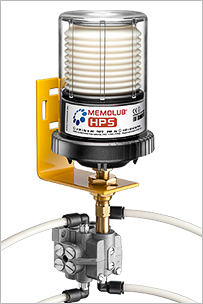 Memolub Multi-Point Lubricators | Power Lube Industrial