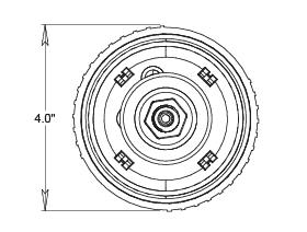 Memolub ONE Technical Drawing | Power Lube Industrial