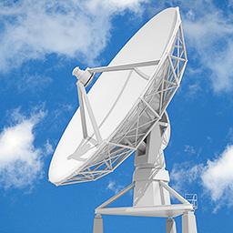 memolubs lubricate satellite earth station antennas