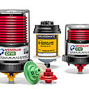 Memolub and Greasomatic Single Point Lubricators