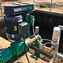 MEMOLUB keep dairy farm manure pumps operating smoothly
